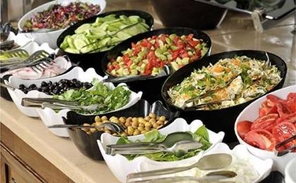 Açık Büfe Tatilde Beslenme Önerileri